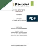 Avance de Proyecto Mercadoctenia-1