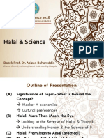 WHC 2018 Halal&Science