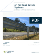 m23 Road Safety Barrier Systems Appendix A