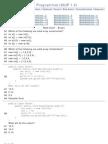 Java MockExam - 20