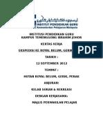 Penulisan Kertas Kerja Tmks3072