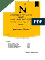 e Fisica III Mediciones Electricas