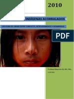 Ali Maurizio. 2009 . Los Indigenas Acorr