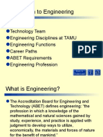 Introduction Engineering