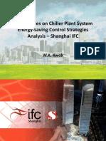 Shanghai Ifc Chiller Plant Optimization