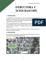 Constructora y Servicios Bascope