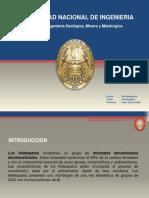 FELDESPATOS. 2Sppt