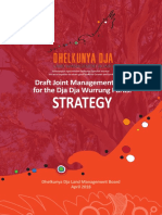 Dja Dja Wurrung draft joint management plan