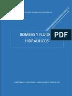 Bombas y Fluidos Hidraúlicos - Copia