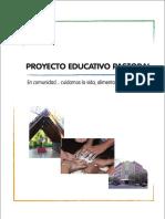 Proyecto de Pastoral Educativa (Claretianos)
