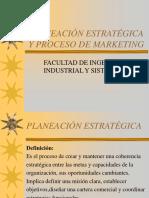 Clase 2 - Planeación Estratégica