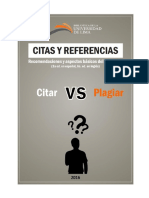 Citas Referencias Apa