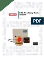 SIMRAD SAL R1a Easy Tank User Manual