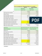 Fire Pump Capacity Standard Calc