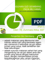 ASUHAN GIZI SEIMBANG PADA IBU HAMIL.ppt