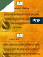 Best Knee Pain Treatment in Ayurveda