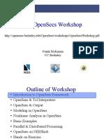 Open Sees Workshop