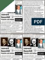 0e1460547 Leonard Ravenhill Brochure Tract