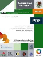 1.- Imss 603-13 Intervenciones de Enf. en La Atencion Del Adulto Mayor Con Fx de Cadera