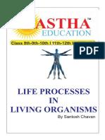 Biology Life Processes PDF