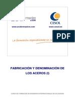 Unidad1_Fabricacion Aceros I