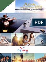 Tripsavr Presentation Plan