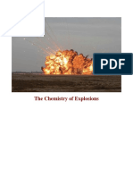 The Chemistry of Explosions