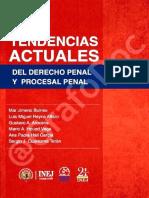 Tendencias Actuales Del Derecho Penal y Procesal Penal (3)