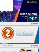 Zcash Mining – a Guide for Beginners