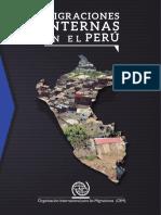 Migracion Interna Del Perú