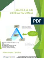 DIDÁCTICA DE LAS CIENCIAS NATURALES 2018USS.pptx