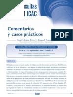 Consultas ICAC