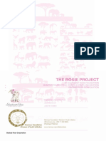 rosie project intro