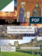 Caíadda de Constantinopla