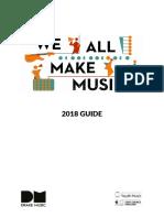 We All Make Music 2018