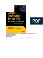 Apress - Oracle Application Server 10g J2EE Deployment And Administration.pdf
