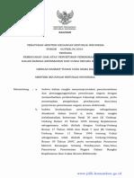 PMK 40 2016 Pembayaran Dan Penyetoran Penerimaan Negara Secara Elektronik