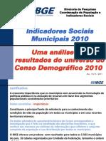 Analise Dados Censo Indicadores
