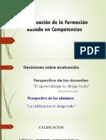 Instrumentos de Evaluacion en Fbc