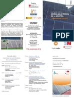 Jornada Sobre Energia Solar Termica en La Industria Fenercom 2010