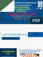 Rmn - Enfermedades Inflamatorias Del Encèfalo 1