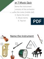 Music Quiz1