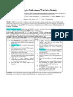 3. PGx Testing Implementation