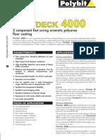 POLYDECK-4000