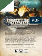 Quartermaster General Board Game Rules