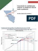 Nivel de Vida en El Peru