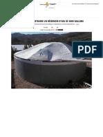 Comment Construire Un Réservoir d'Eau d...0 Gallons- 11 Étapes (Avec Des Images)