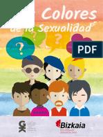 Los colores de la sexualidad