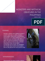 Monsters and Mythical Creatures in the Philippines