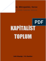 Kapitalist Toplum - Zubritski, Mitropolski, Kerov